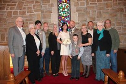 Gregs bd Elissa wedding