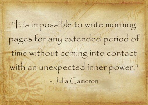 Julia Cameron Quote