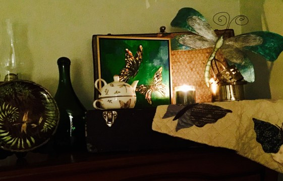 The Texture of My Life, Using Symbolism in Creating Vignettes