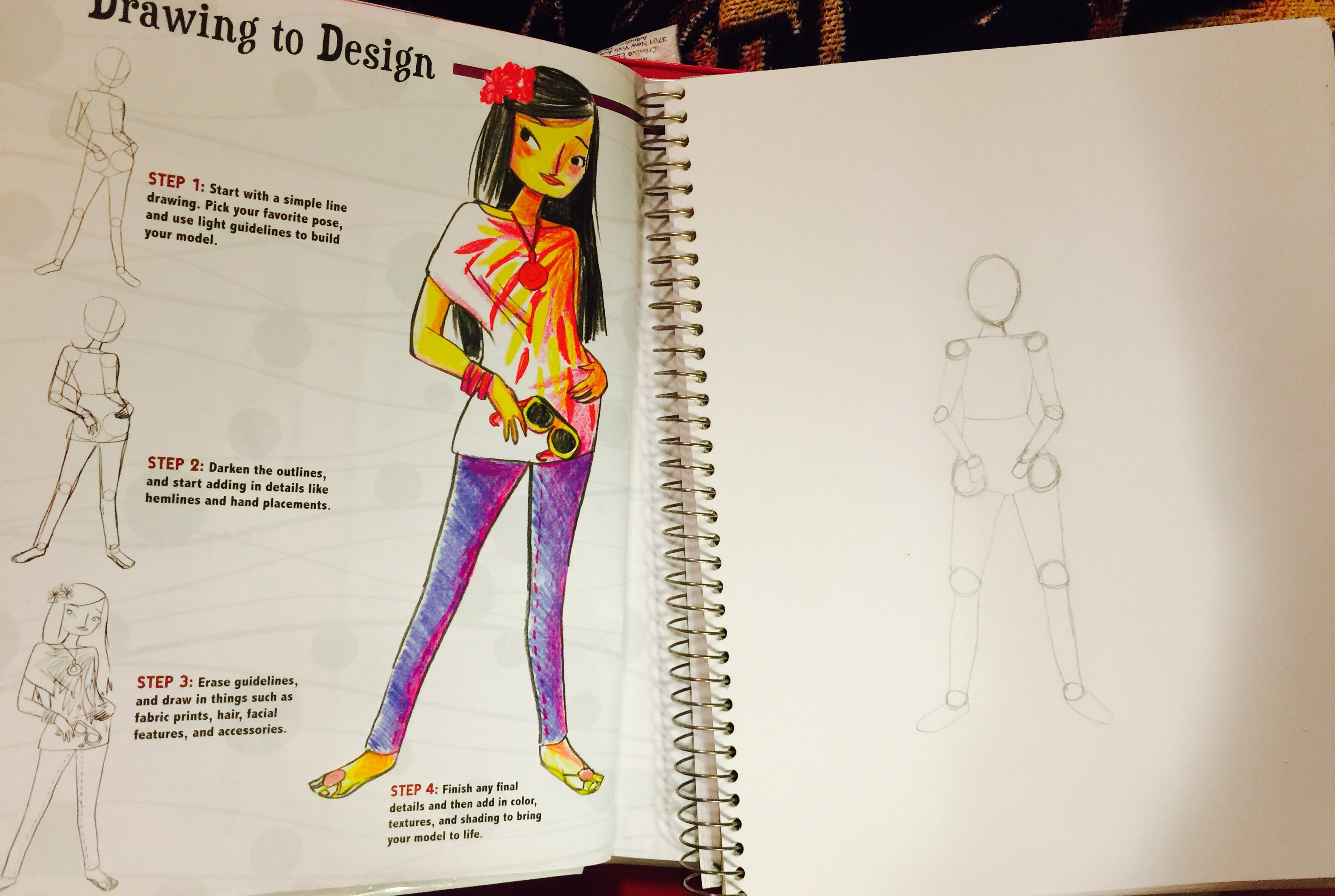 Fashion Design Cindy Goes Beyond