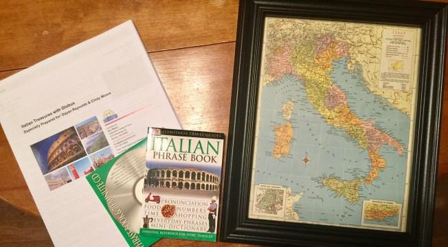 Learning Italian, Having Fun Learning a New Language