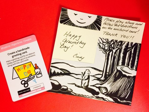 Sneaky Cards Play it Forward