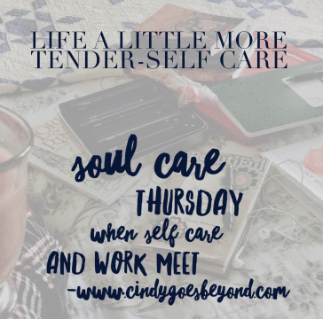 Soul Care Thursday