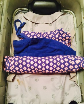 Packing for 11 Days in a Carry On