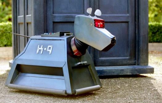 The TARDIS Doghouse