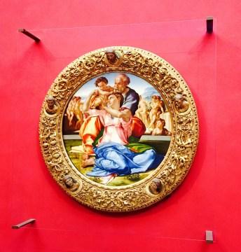 Meeting Michelangelo's David