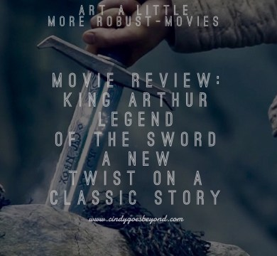 Movie Review: King Arthur The Legend of the Sword