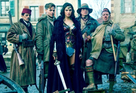 Movie Review: Wonder Woman