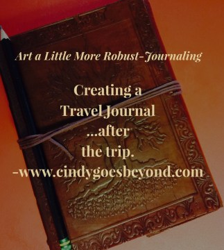 Creating a Travel Journal