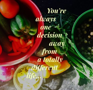 One Decision Away