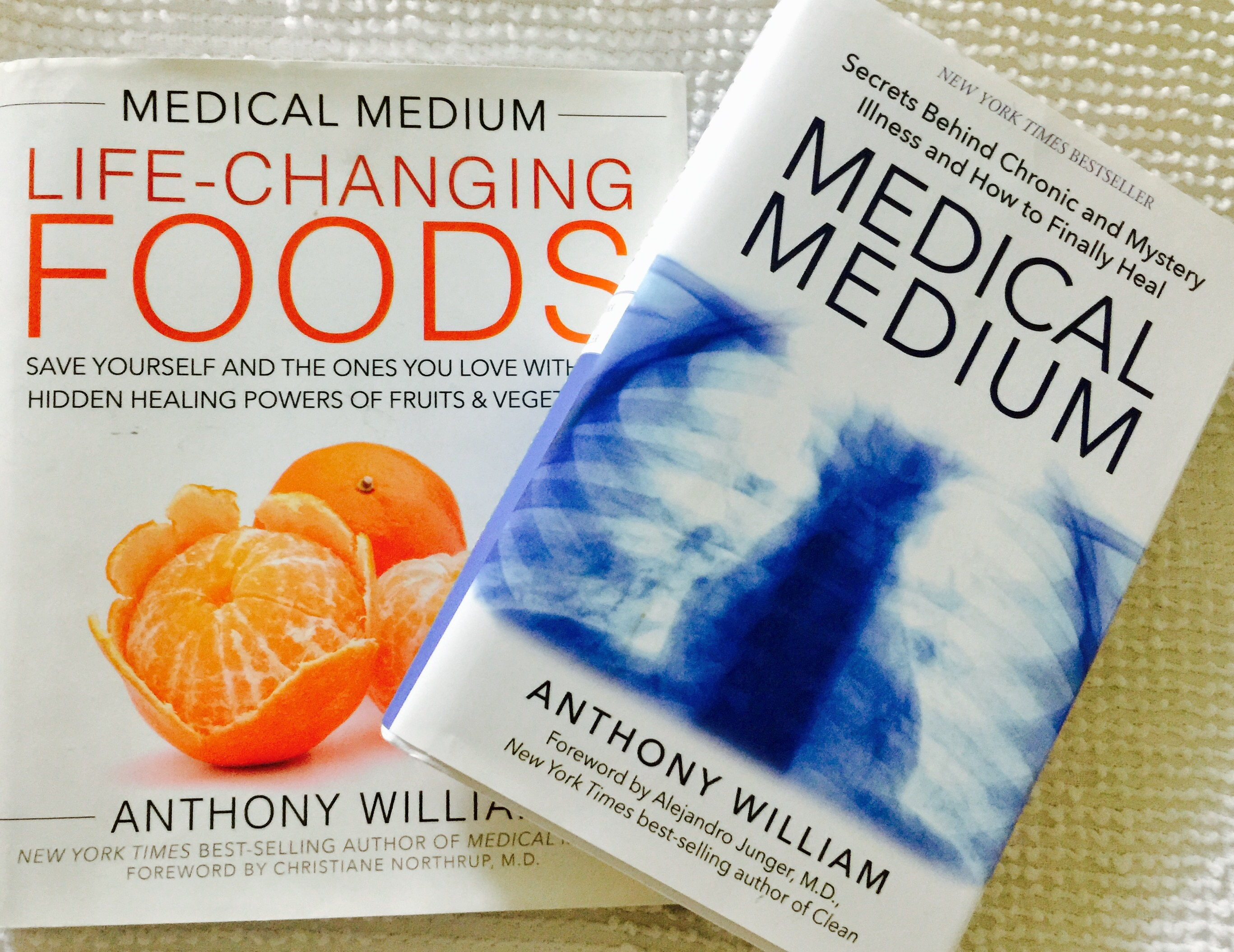 Anthony williams medical medium bad reviews - The Difference A Year Makes I Ordered Anthony S First Book Medical Medium