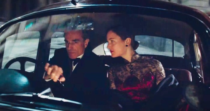 Movie Review Phantom Thread