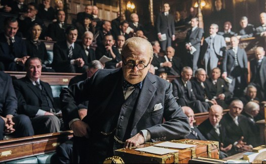 Movie Review Darkest Hour