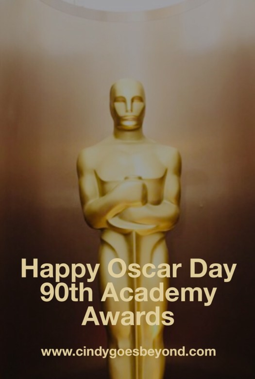 Happy Oscar Day