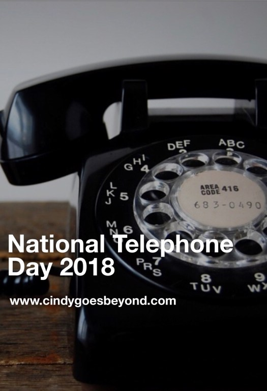 National Telephone Day 2018