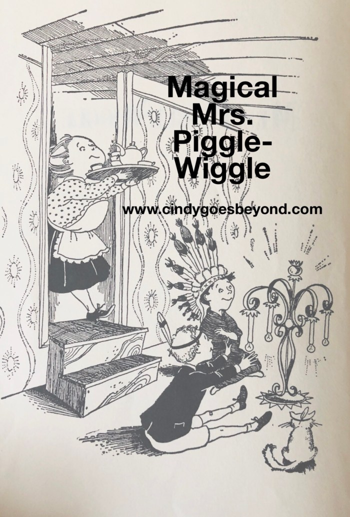 Magical Mrs Piggle-Wiggle