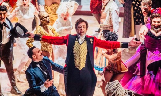 The Greatest Showman Sing Along