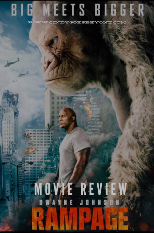 Movie Review Rampage Cindy Goes Beyond