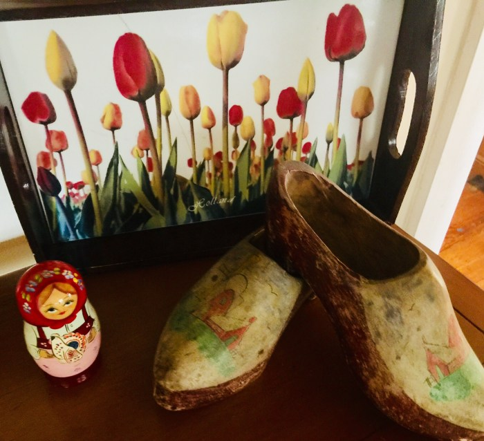 The Wooden Shoes