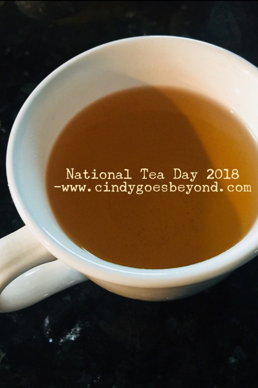 National Tea Day 2018