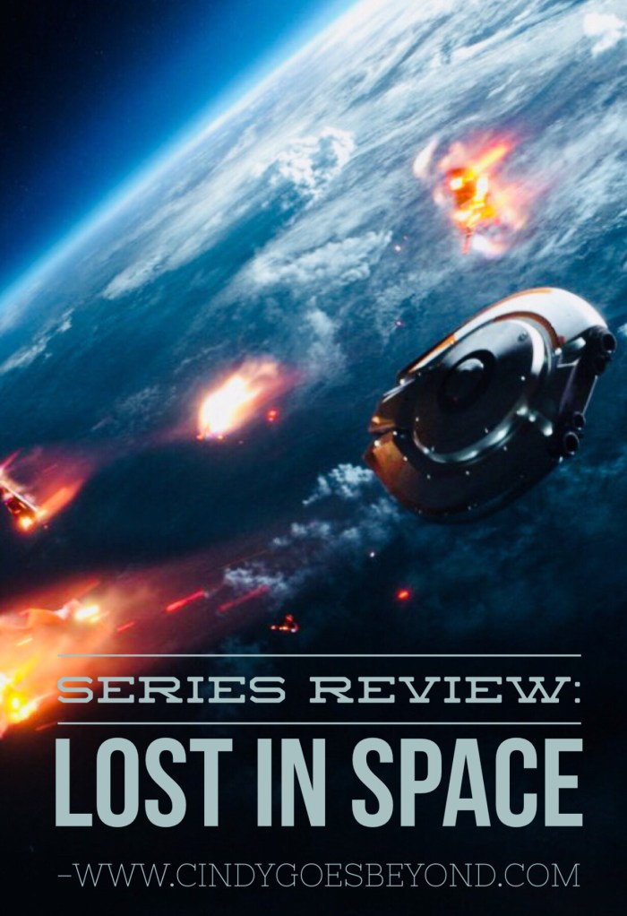 Series Review Lost in Space