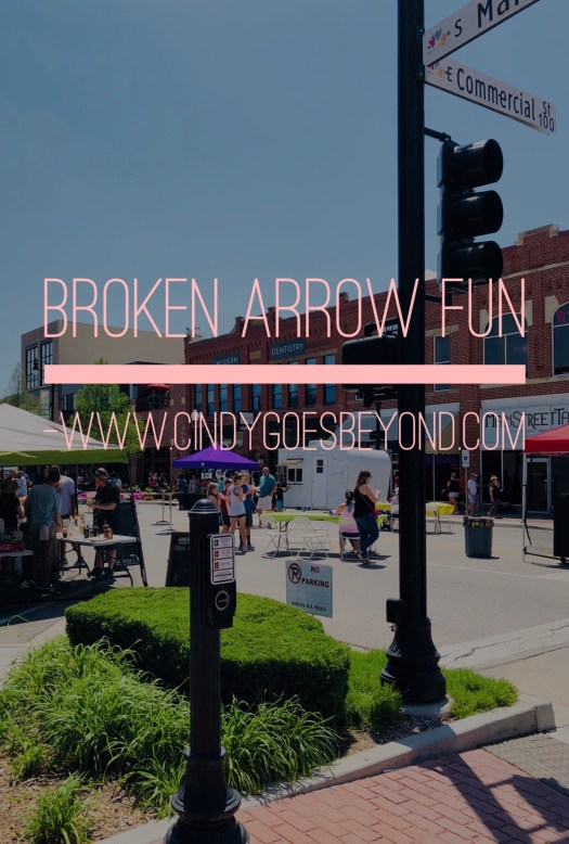 Broken Arrow Fun