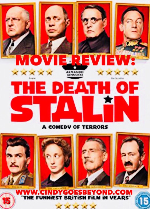 Movie Review The Death of Stalin