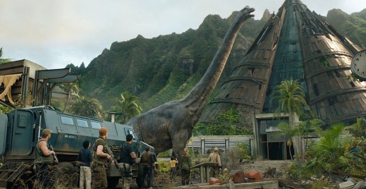 Movie Review Jurassic World Fallen Kingdom