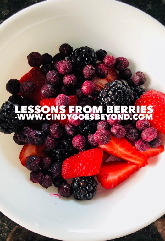 Lessons from Berries