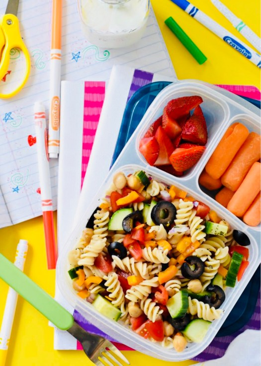 Healthy Kids' Lunches for Back to School