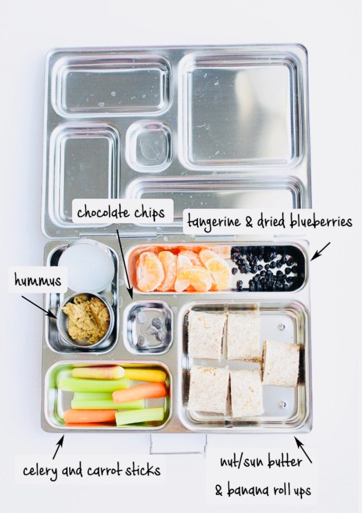 Healthy Kids Lunches for Back to School
