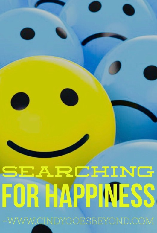 Searching for Happiness
