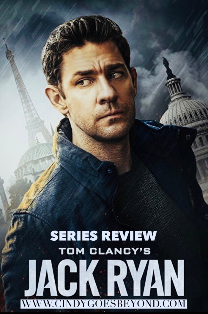 Series Review Jack Ryan