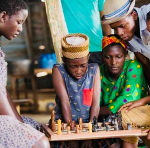 Movie Review Queen of Katwe