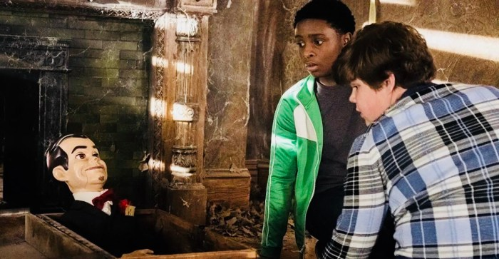 Movie Review Goosebumps 2 Haunted Halloween