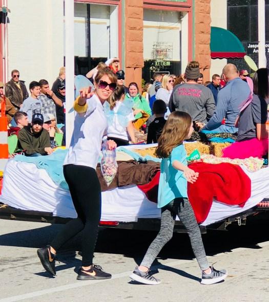 Magical Maple Leaf Parade