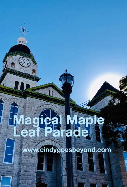 Magical Maple Leaf Parade