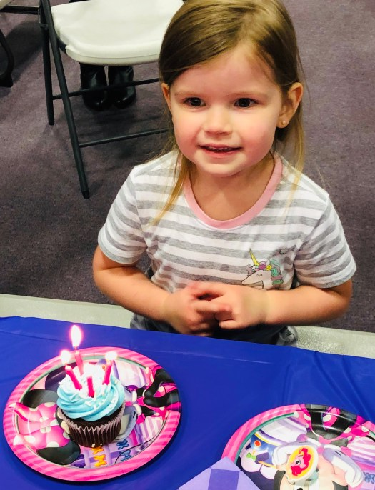 Lola's Bouncy Birthday