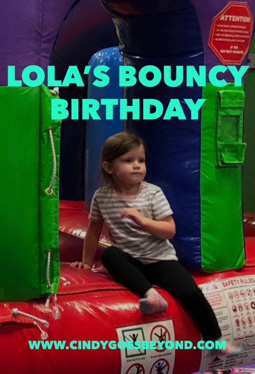 Lola's Bouncy Birthday