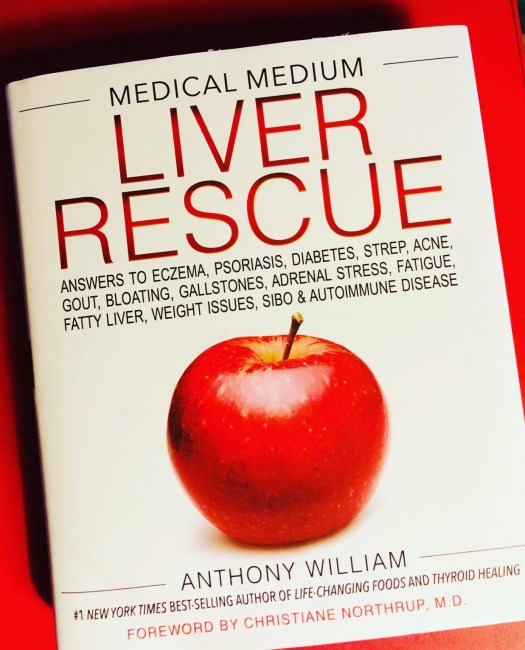 Liver Rescue Book Club