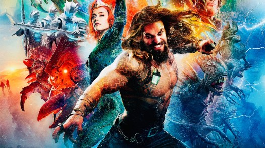 Movie Review Aquaman