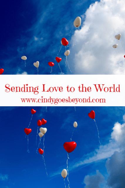 Sending Love to the World