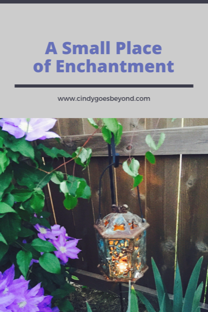 A Small Place of Enchantment