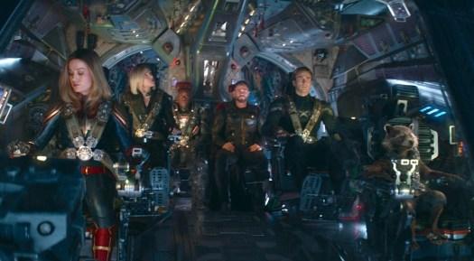 Movie Review Avengers Endgame