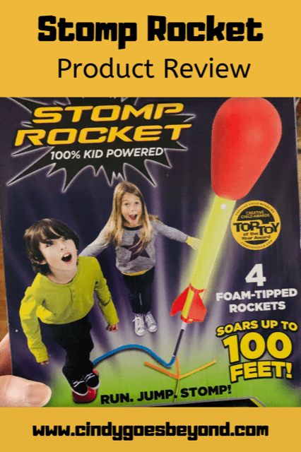 Stomp Rocket Outdoor Fun for Kids