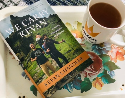 We Carry Kevan Book Review