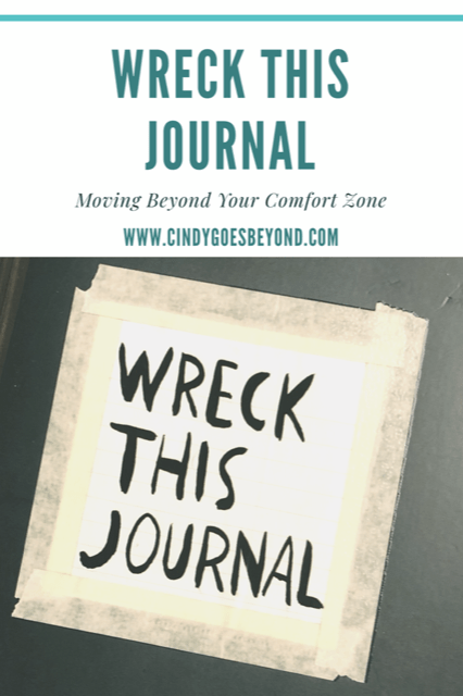 Wreck This Journal Title Meme