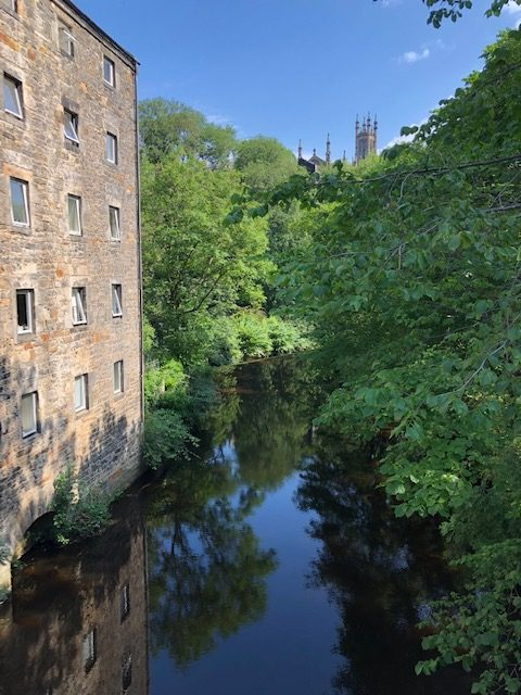 Dean Village Upstream