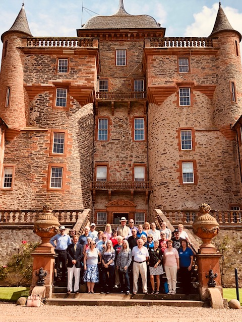 Clan Maitland at Thirlestane Castle