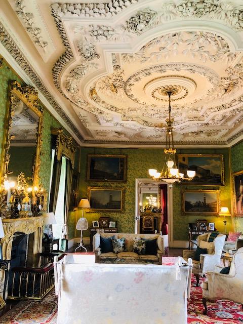 Thirlestane Castle Sitting Room